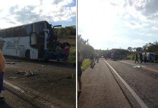 accident autocar brazilia