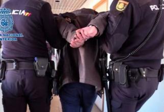 politia_spania_roman_arestat