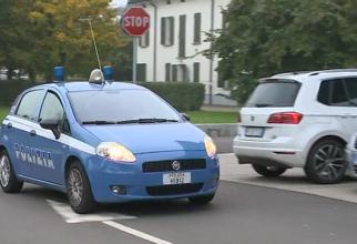 polizia, masina politie italia