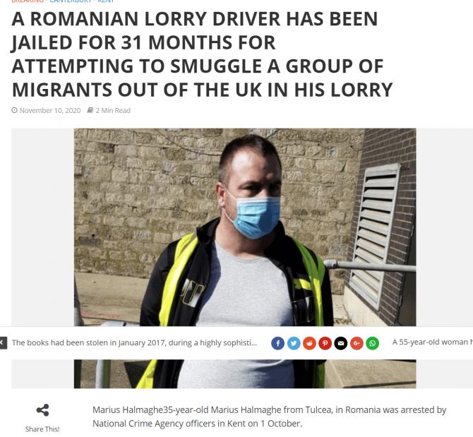 sofer roman condamnat anglia