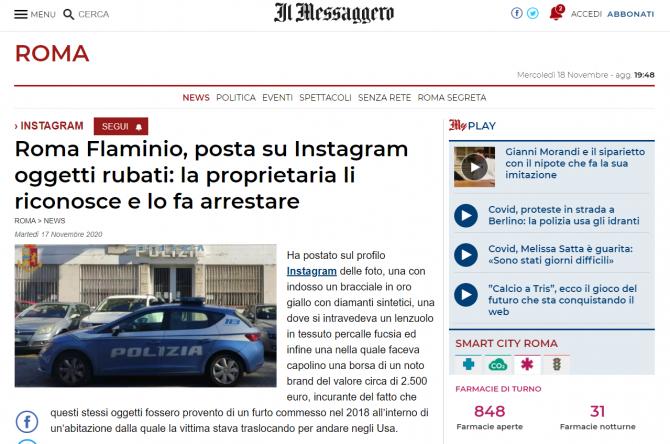 badanta romanca politie fiica instagram