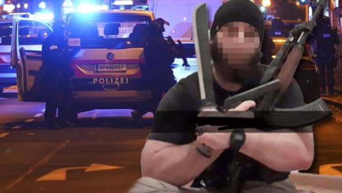 terorist Viena