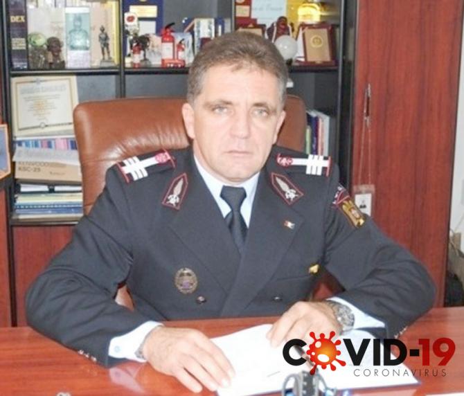 Colonel Daniel Gheorghe Popa - Isu Dobrogea - mort de Covid-19