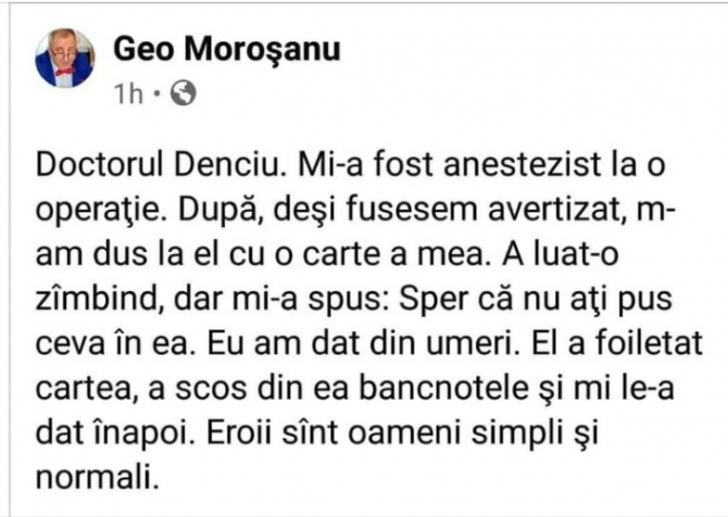 geo_morosanu medicul erou nu lua spaga