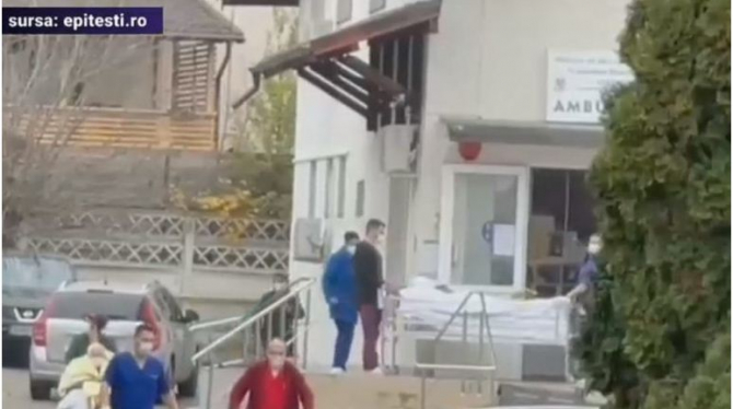 spital_evacuat_pitesti