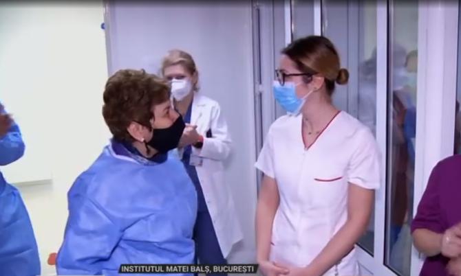 mihaela-anghel-prima-persoana-vaccinata-covid-romania