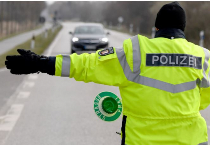 politist_rutier_germania