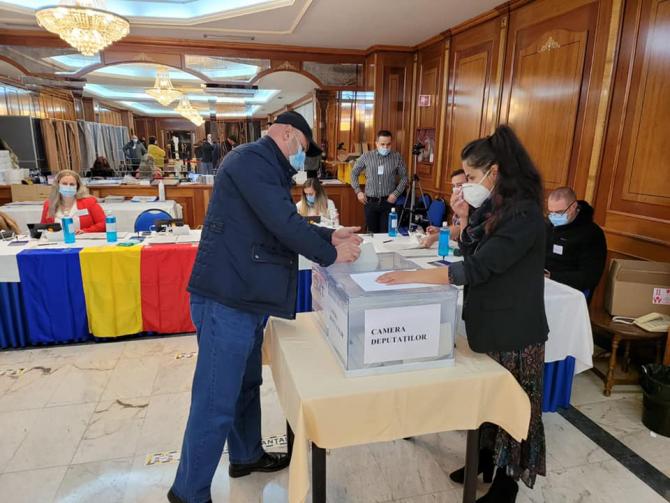 alegeri parlamentare diaspora 2020
