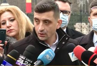 Sursa foto: Facebook @Alianța pentru Unirea Românilor - AUR