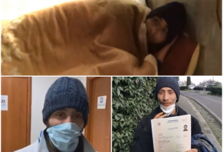 Gabriel Răducanu, românul care a impresionat Italia (Foto: captura video irpinianews.it)