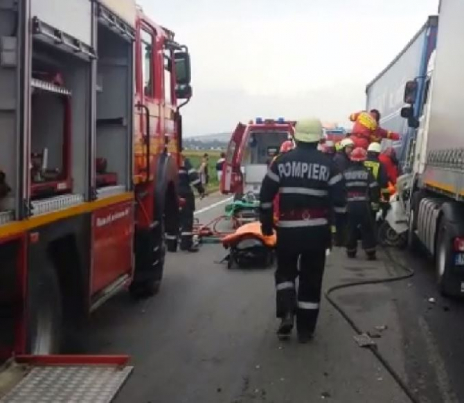 accident_rutier_camion_ilustrativ