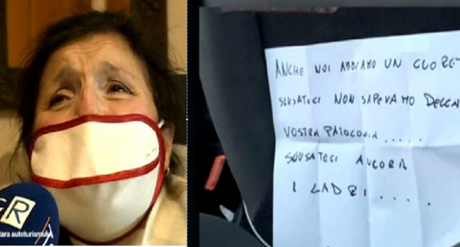 masina_furata_italia_hoti