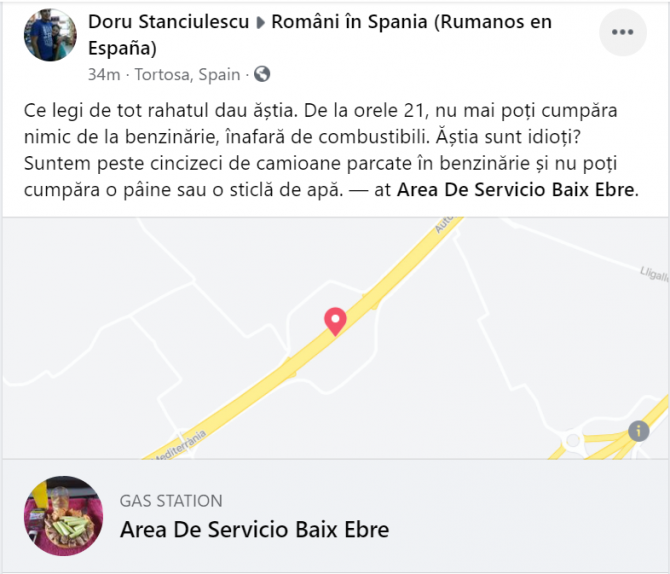 sofer-roman-spania-benzinarie-ora-21-00
