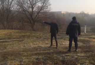 moldovean a vrut sa treaca prutul inot