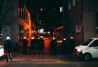 Poliție Elveția (Foto ILUSTRATIV)
