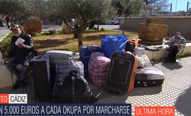 5.000 de euro pentru fiecare român care locuiește ilegal în Spania