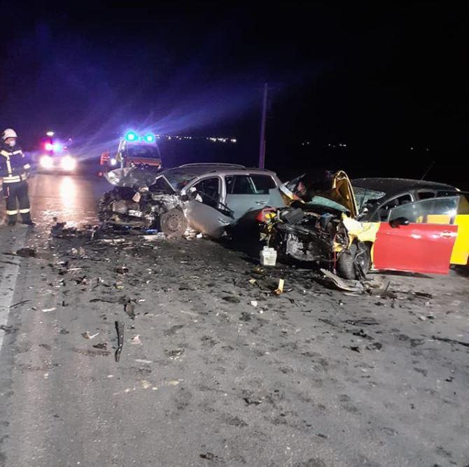 accident rutier urziceni cinci victme