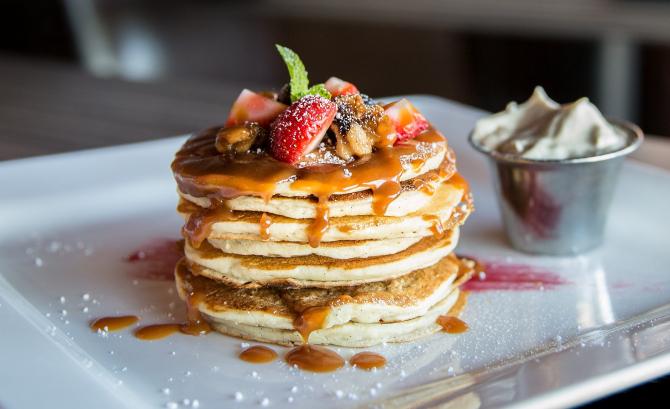 Clătite americane (pancakes) pufoase. Rețeta simplă (Foto ilustrativ: pixabay.com)