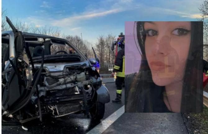 Denisa Carmina Pop - românca de 15 ani moartă în Italia