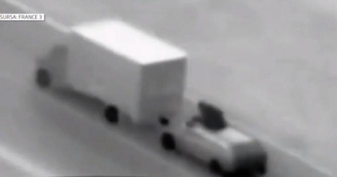 """Franța. Zeci de camioane jefuite în mers de români, ca în """"Fast and Furious"""""""