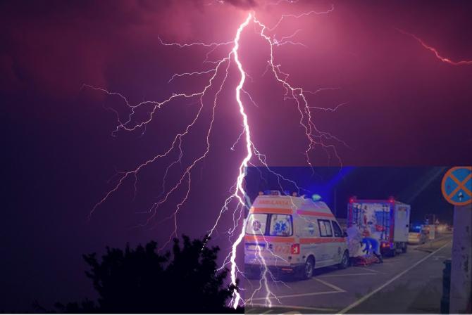 Italia. Muncitor român, lovit mortal de un fulger