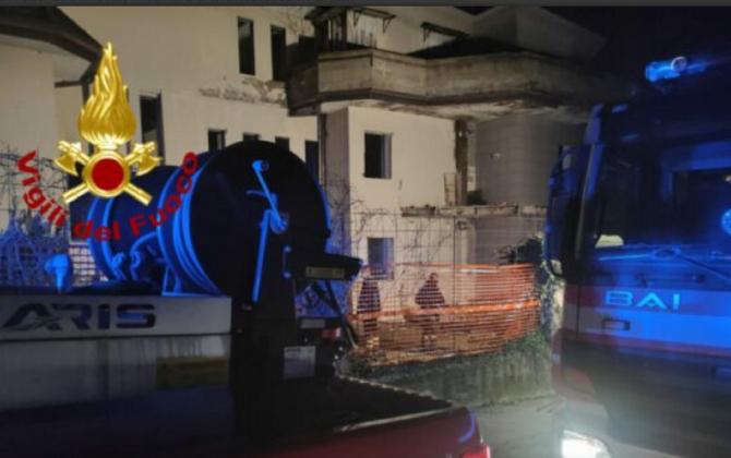 Italia. Român, găsit carbonizat pe rămășițele unui pat