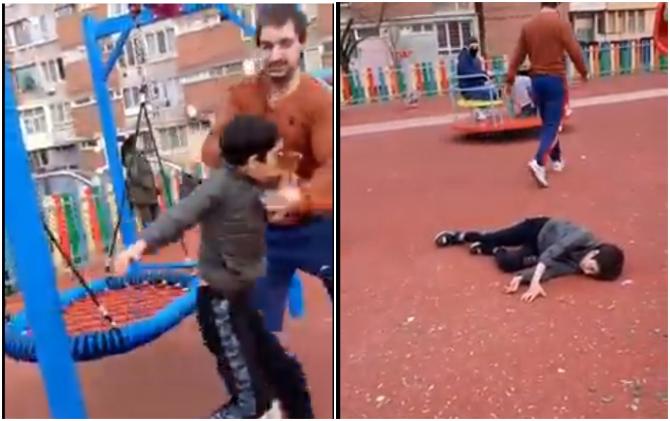 Petiție pentru bărbatul care a trantit un copil la Hunedoara