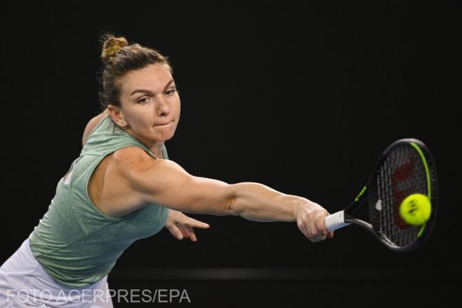 Simona Halep turneu Stuttgart