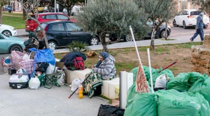 spania cladire ocupata abuziv de romani