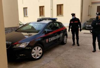 carabinieri romanca retinuta