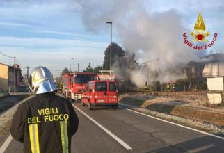 Italia. Badantă, moarte dramatică după ce s-a sacrificat să salveze pensionarii pe care îi avea în grijă dintr-un incendiu: A ars de vie