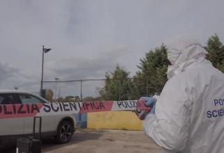Italia. Cadavrul unui român, găsit pe un câmp: Fără haine, într-o baltă de sânge