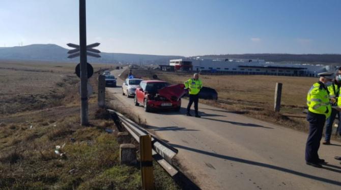 accident feroviar uricani