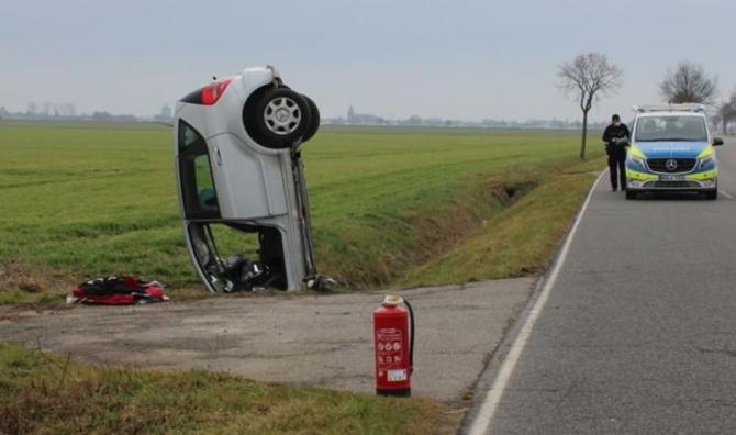 accident rutier ciudat germania