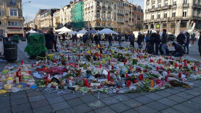 Se implinesc 5 ani de la atentatele de la Bruxelles în care au murit 32 de oameni