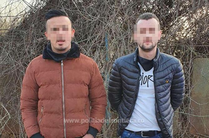 barbati din kosovo ilegal in romania