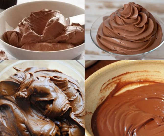 crema de branza cu ciocolata
