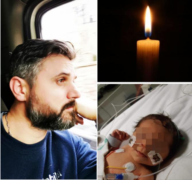 """Diaspora, mobilizare exemplară pentru repatrierea fetiței de 2 luni a unor tineri români din Anglia """"Suma a fost strânsă în 2 ore"""""""