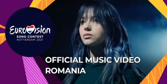 eurovision 2021 roxen