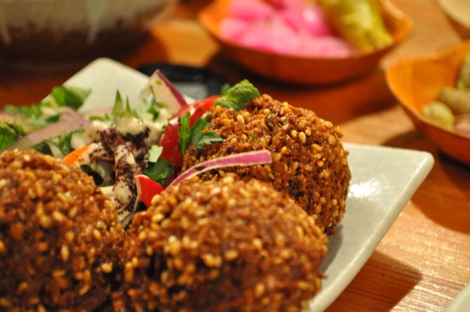 Falafel (sursa foto: Pixabay)