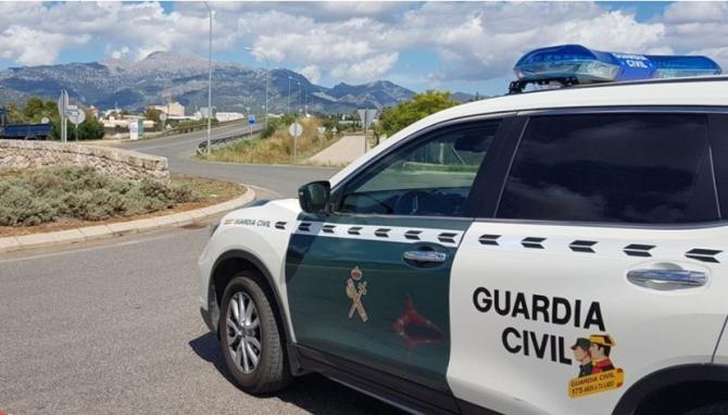 garda civila roman arestat