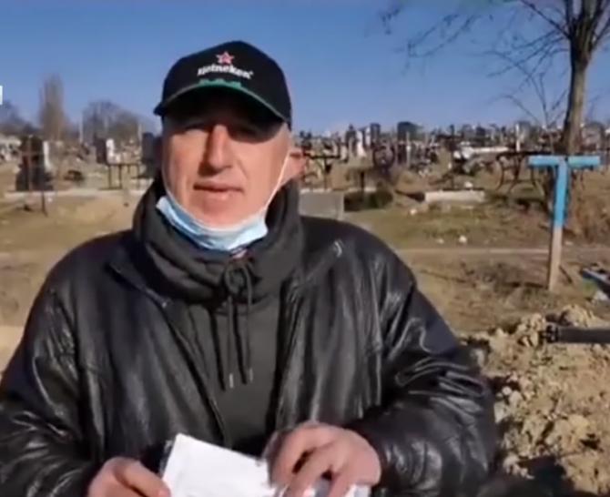 Ghenadie Furman - mortul viu din Republica Moldova