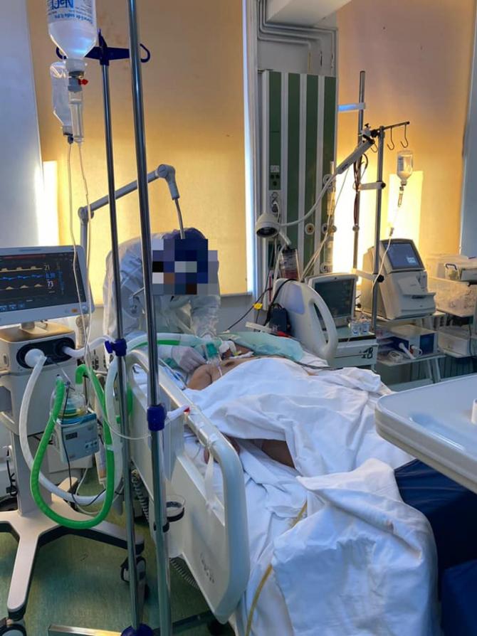 imagini-din-saloanele-ati-pacienti-intubati-covid-spital