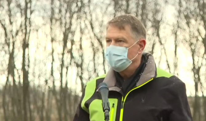 """Klaus Iohannis, anunț despre restricțiile de Paște: """"Îmi doresc tare mult să gestionăm pandemia"""""""