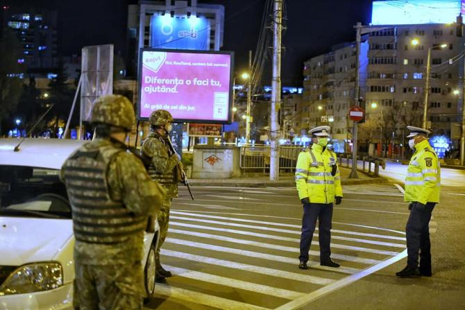 Noi restricții în România începând de vineri, 25 martie