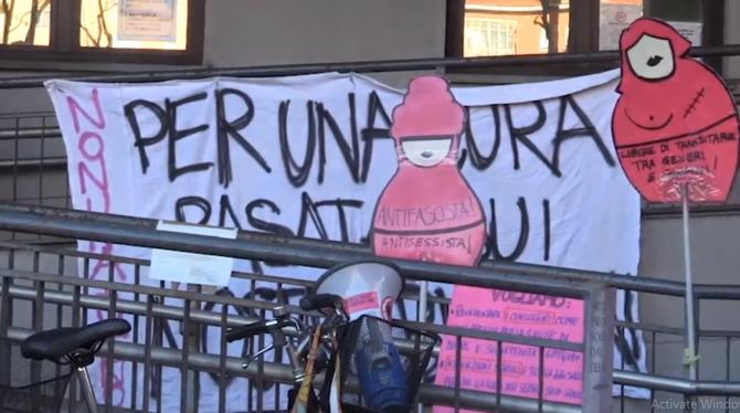 Bolnavii de cancer trag un semnal de alarmă (captură video Corriere.it)