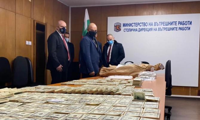 tipografie bani falsi bulgaria