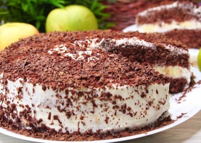 Tort caramel fara coacere