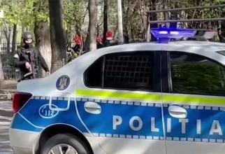 Alertă cu bombă în Sectorul 6. Patru imobile evacuate