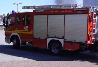 Austria. Situație disperată pentru un român: S-a aruncat de la balcon după ce un incendiu violent a izbucnit în apartamentul său
